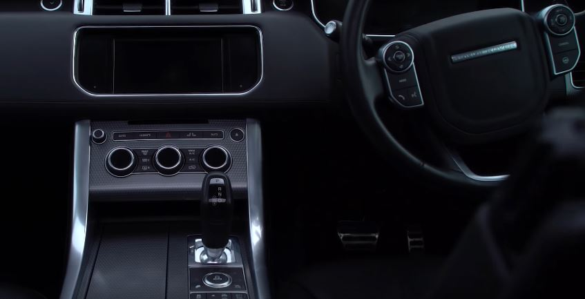 The Little Luxuries in a Range Rover Sport